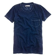 indigo ink pocket tee - the most perfect t-shirt ever