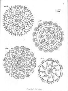 ISSUU - Crochet motif de vlinderieke