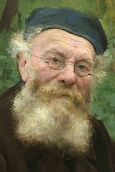 Jules Bastein Lepage ( portrait of my grandfather 1869 detail-1)  Lepage is my absolute favorite!!