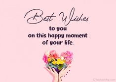 Wishing Good Luck Quotes, Good Wishes Quotes, Best Wishes Messages, Wish Quotes, Good Life Quotes, Good Morning Quotes, Best Wishes For Success, All The Best Wishes, Wish You The Best