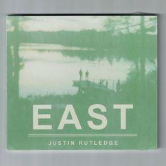 East JUSTIN RUTLEDGE CD NEW sealed