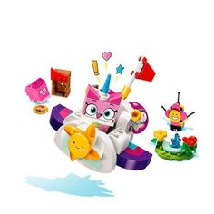 11015 Unikitty Cat Cloud Car Buildable Unikitty Square Bear Building Blocks Brick Toy Compatible With Legoing Movie doinbby 11015 Cat Cloud Car Buildable Unikitty Kids & Baby - Toys Cat And Cloud, Baby Toys, Clouds, My Favorite Things, Cats, Blog, Gatos, Kitty Cats, Baby Play