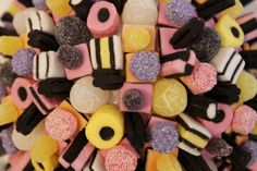This is my FAVORITE candy of all time!!! I love licorice!