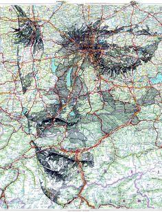 Mapa / De Ed Fairburn