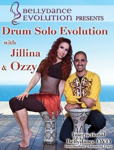 Instructional DVD w/ Companion CD. Learn a dynamic drum solo choreography using layered and percussive movements, a variety of shimmies and strong hip technique. Joined by master percussionist Ozzy, Jillina will give step-by-step breakdown of the intricate choreography that highlights and explores the vast possibilities of Middle Eastern Rhythms. www.jillinashop.com http://ep.yimg.com/ca/I/yhst-57549575344894_2263_4741909