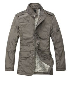 stand collar jackets