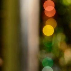 Blurry Color Spots