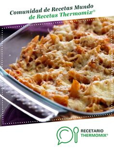 Pasta Thermomix, Apple Pie, Macaroni And Cheese, Cooking, Ethnic Recipes, Desserts, Food, Pasta With Tuna, Spanish Desserts