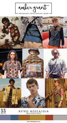New fashion editorial retro trends Ideas Moda Fashion, New Fashion, Trendy Fashion, Mens Trends, Menswear Trends, Fashion Forecasting, Style Retro, Spring Fashion Trends, Colorful Fashion