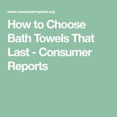 How to Choose Bath T