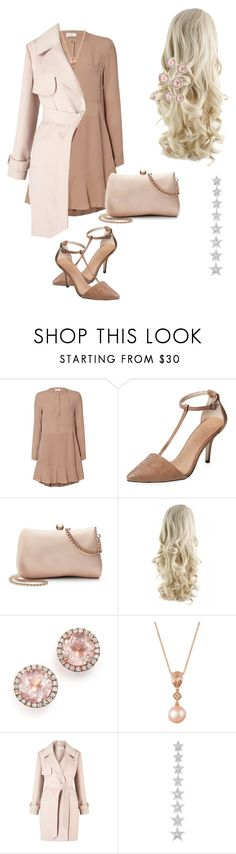 """Senza titolo #123"" by gingerchanel ❤ liked on Polyvore featuring A.L.C., Maiden Lane, LC Lauren Conrad, Dana Rebecca Designs, LE VIAN, Miss Selfridge and Elise Dray"