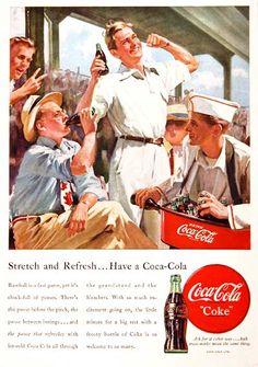 Drinking cola teens coca