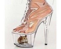 Hamster shoes- I hope they are never worn but I had to pin it because it was just so random and odd!