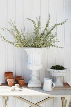 ~ rosemary and lavender ~ Loppisliv: Garden