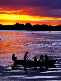 Río Paraguay, Porto Murtinho, Mato Grosso do Sul