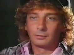 Barry Manilow on UK TV early 80s