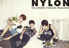 SHINee -NYLON magazine