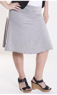 comfortable skirt - plus size