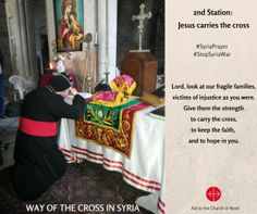 WAY OF THE CROSS - March 22