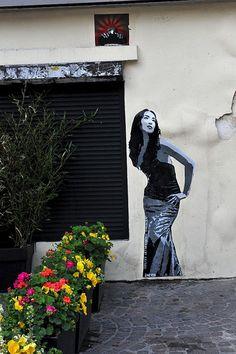 Street Art - making walls FIERCE all over the world!
