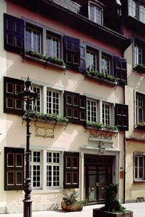 Birthplace of Beethoven- No wonder he was so freaking inspired.