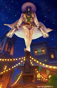 El Blanco Reaper by Momo-Deary