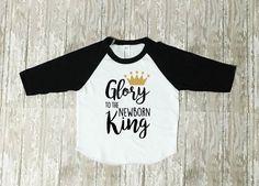 Religious Christmas Shirt, Christian Shirt, Boys Christmas Shirt, Baby Shower Gift, Boys Christian Shirt, Religious Shirt, Child of God by EnchantedByEllie on Etsy https://www.etsy.com/listing/459092168/religious-christmas-shirt-christian