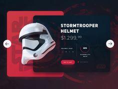 Stormtrooper shot