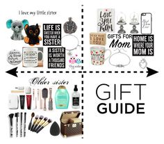 """Gift guide"" by gone-girl69 ❤ liked on Polyvore featuring beauty, Little Barn Apothecary, Organix, Giani Bernini, Torrid, Primitives By Kathy, Amanda Rose Collection, Casetify, Sixtrees and Belk Silverworks"