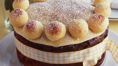 Easter Simnel Cake - RTE Food