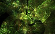 No idea what it is, but I like the colors Fractal Art, Fractals, Green Pictures, Repeating Patterns, Past, Fantasy, Display, Abstract, Irish