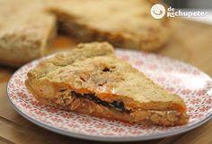 Si os gusta la empanada gallega, esta la tenéis que preparar. Empanada de sardinas http://www.recetasderechupete.com/empanada-de-sardinas/18492/ con la garantia Galicia Calidade