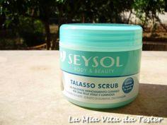 La Mia Vita Da Tester: #Beauty: rinnoviamo la pelle con Talasso Scrub Sey...