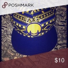 4d2b69b3115 Selling this Golden State Warriors SnapBack on Poshmark! My username is   daninicolesales.