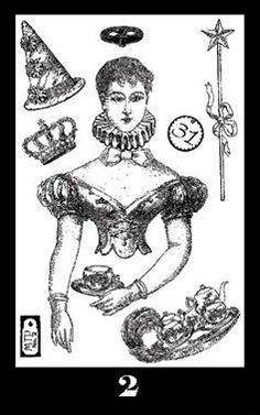 Mad Tea Party Stamp Set 2