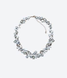 Piedras Zara, Mujer Collar, Bisuteria Collar, Collar Piedras, Necklace Collares, Zara Mujer, Accesorios Bisuteria, Mujer Accesorios, Mejores Piezas