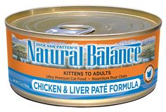 Natural Balance Ultra Canned Cat Food => Trust me, this is great! Click the image. : Best Cat Food