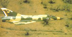 2 Squadron Mirage IIICZ 802 thunders along on a low level mission Air Force Aircraft, Fighter Aircraft, Fighter Jets, South African Air Force, Army Day, Korean War, War Machine, Military Aircraft, Aviation