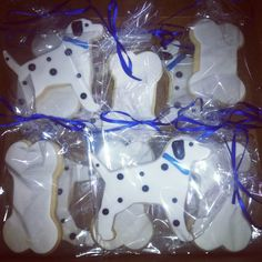 Dogs & Bone cookies!