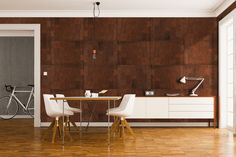 Primecork - Primecork - Muratto is the brand name of the most refined company of cork wall coverings.