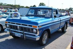 mid '70s Ford F100