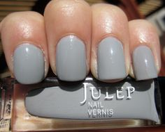Julep in Dendrie (Classic With A Twist) - Dove grey crème