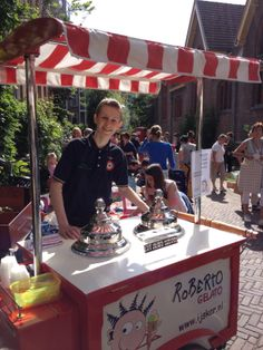 IJsfan Jesse #gelato #ijskar