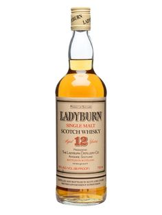 Ladyburn 12 Year Old / Bot.1980s Scotch Whisky : The Whisky Exchange