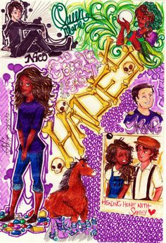 All about Hazel Levesque :)