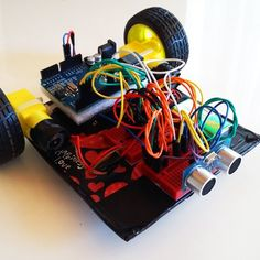 How To Make Android Controlled Robot Via Bluetooth https://hackaday.io/project/13101-how-to-make-android-controlled-robot-via-bluetooth … #arduino