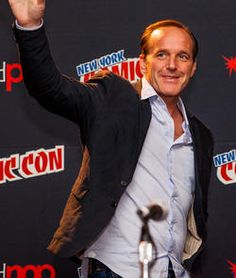 """NYCC: Coulson Lives In Whedon's """"S.H.I.E.L.D."""" (Updated with Photos) - Comic Book Resources - It's official folks!  COULSON LIVES!!!"""