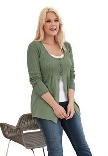 Shop for Women's Plus Size Cardigans & Cardigan Sweaters | Woman Within