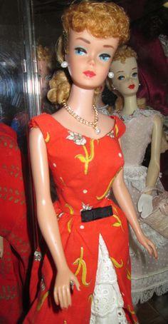 Vintage Barbie #6 Ponytail