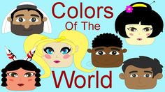 Colors Of The World Song - YouTube